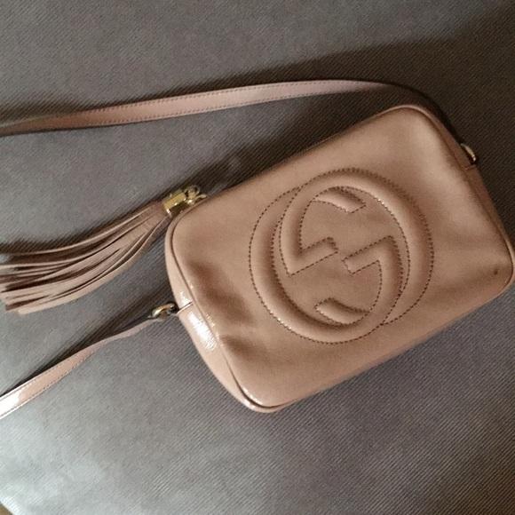 Gucci Handbags - ✨ PRICE REDUCED!! Gucci Soho Disco Cross Body Bag